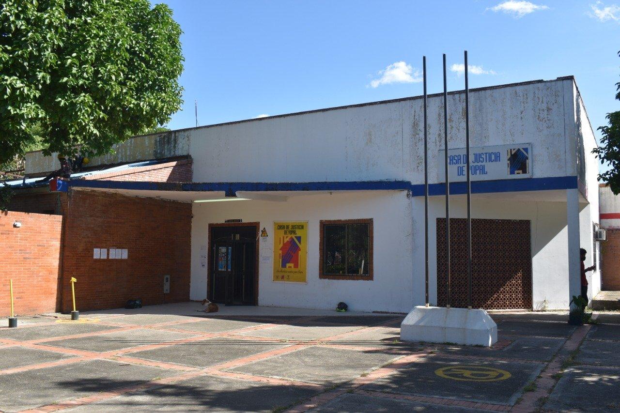 Photo of Así avanza la remodelación de la casa de Justicia de Yopal