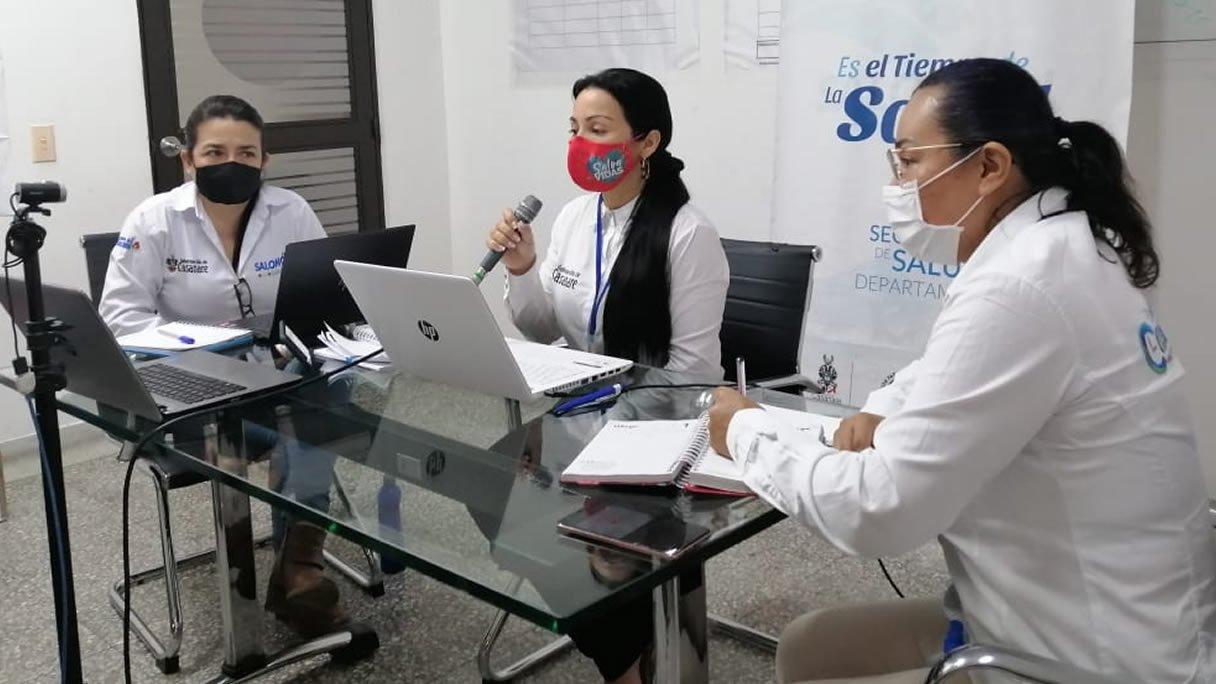 Photo of Secretaria de Salud respondió a la Asamblea en debate de control político