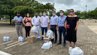 Photo of Elementos de bioseguridad fueron entregados a docentes de Paz de Ariporo