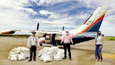 Photo of Patrulla Aérea Colombiana donó elementos de protección para personal de salud de Casanare