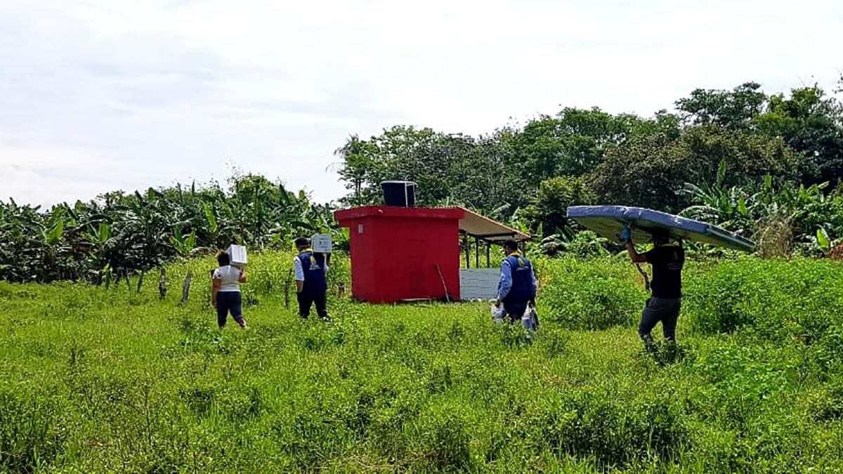 Photo of Vendaval destruyó una vivienda en zona rural de San Luis