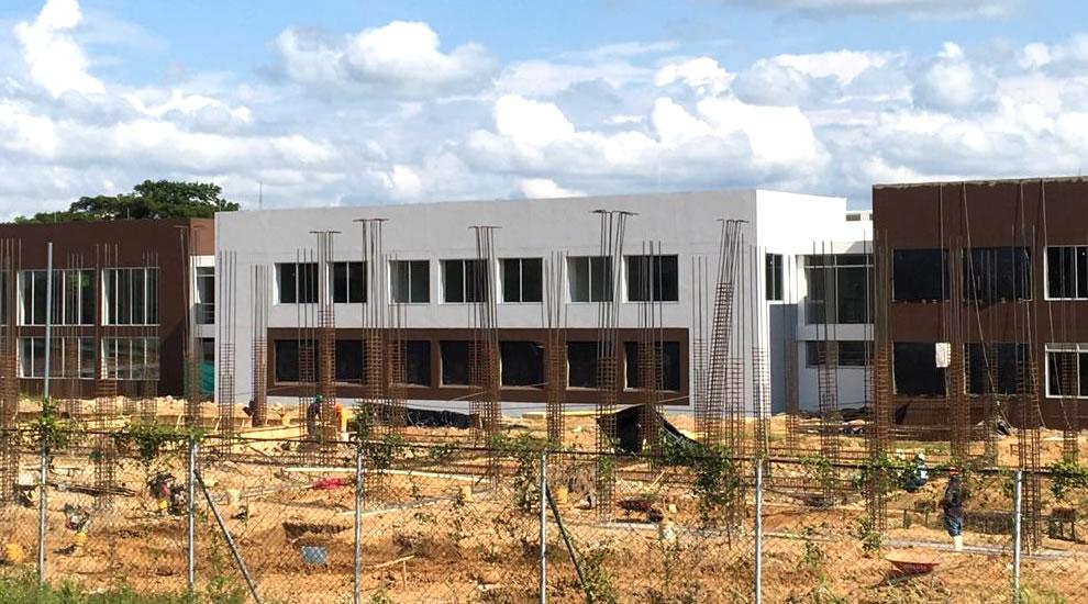 Photo of Avanza construcción de la sede de la UPTC en Aguazul