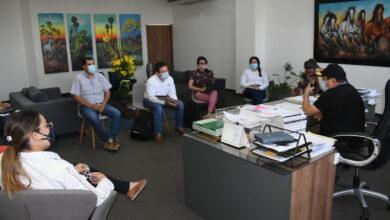 Photo of Alcalde y voceros de Ecopetrol evaluó problemática del Morro