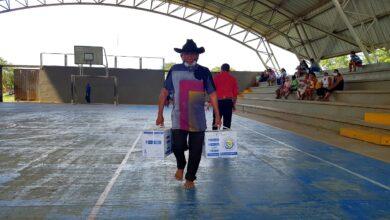 Photo of Ayuda humanitaria llegó a Bocas del Pauto
