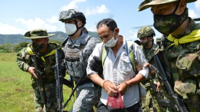 Photo of Capturan presunto cabecilla de grupo residual de las FARC en Casanare