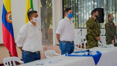 Photo of Gobernador presidió Consejo De Seguridad Ampliado en Villanueva