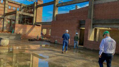 Photo of Avanza construcción de aulas escolares del colegio La Inmaculada, en Orocué