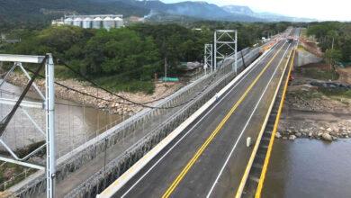 Photo of Este viernes, el Presidente Duque inaugura el nuevo puente sobre el río El Charte