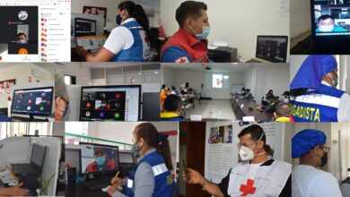 Photo of Cruz Roja Colombiana Seccional Casanare participó en el simulacro nacional de respuesta en emergencias