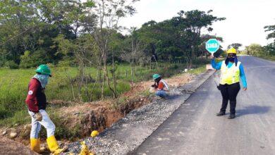 Photo of Vía entre Guanapalo y San Luis está pronta a ser entregada