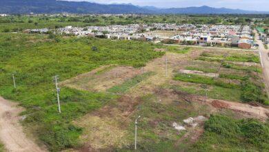 Photo of Apertura de vías del barrio Villa David