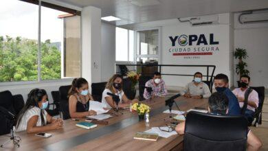 Photo of Alcaldía de Yopal atendió inquietudes de líderes comunales del corregimiento de El Morro