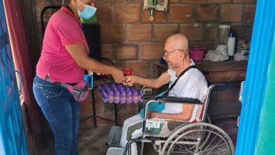 Photo of Inició la entrega de paquetes nutricionales para los adultos mayores de los centros de vida de Yopal
