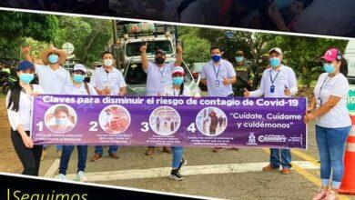 Photo of Con jornada pedagógica se recalcó la importancia del autocuidado para evitar el coronavirus