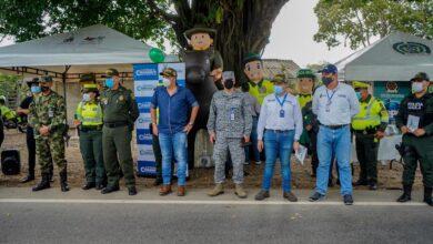 Photo of Gobernación lideró jornada de sensibilización en seguridad vial