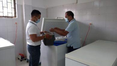 Photo of Se garantiza la red de frío en el almacenamiento y transporte del biológico que es utilizado en las jornadas de vacunación antirrábica