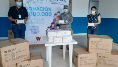 Photo of La Administración Municipal le otorgó 50.000 tapabocas a la Fuerza Pública de Yopal