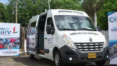 Photo of Migración Colombia en Casanare recibió vehículo equipado