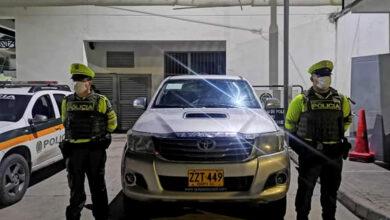 Photo of Recuperada en Villanueva camioneta robada en Bogotá