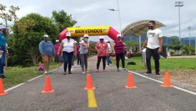 Photo of Se desarrolló una Carrera Simbólica contra la Violencia de Género