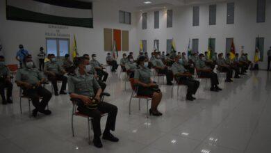 Photo of 30 policías recibieron la Medalla Juan Nepomuceno Moreno