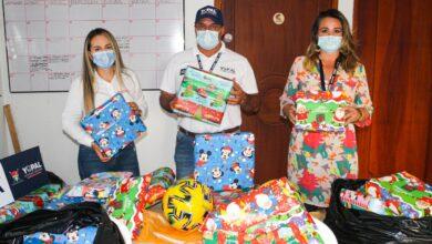 Photo of 150 regalos sumaron empresas petroleras a la Regalatón de la Alcaldía de Yopal