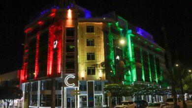 Photo of El centro de Yopal se iluminó con el alumbrado navideño