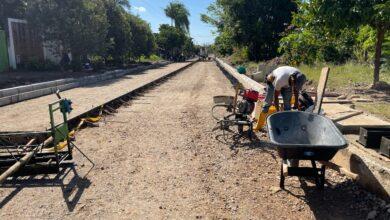Photo of En enero estarán listas obras de pavimentación en La Chaparrera