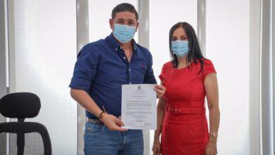 Photo of Alba Lucy Cruz Pardo asume como Secretaria de Hacienda Departamental