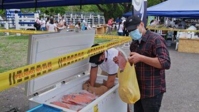 Photo of Primera Feria del Pescado vendió más de dos toneladas