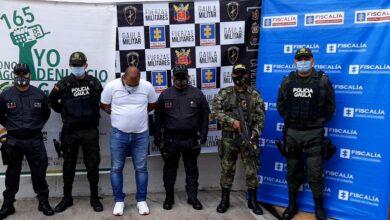 Photo of Capturan al expolicía que comandaba el Clan del Golfo en Casanare