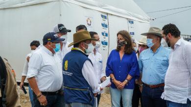 Photo of Presidente Iván Duque inspeccionó Centro Transitorio para Migrantes en Yopal