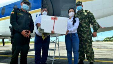Photo of Segundo lote de vacunas contra la COVID-19, ya está en Casanare