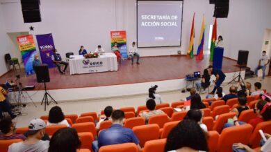 Photo of Primer Conversatorio de la Comunidad OSIGD-LGBTIQ+ 2021 en Yopal