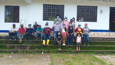 Photo of Pinta tu escuela llega a zona rural de yopal