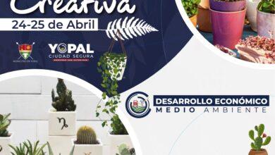 "Photo of Con la ""Feria Naturaleza Creativa"" se reactiva economía en Yopal"