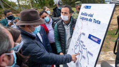 Photo of Presidente Duque recorre Boyacá entregando obras