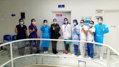 Photo of Avance en la aplicación de vacunas contra el COVID-19