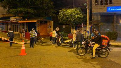 Photo of Supervisando el cumplimiento del Decreto Municipal N°068
