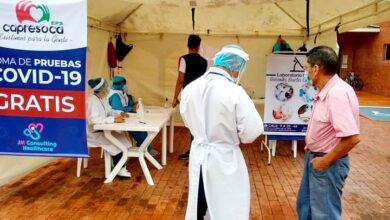 Photo of Se desarrollaron jornadas gratuitas de pruebas de diagnóstico COVID-19