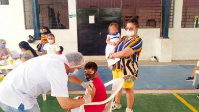 Photo of Niños de la Comuna V de Yopal fueron vacunados contra el Sarampión y la Rubéola