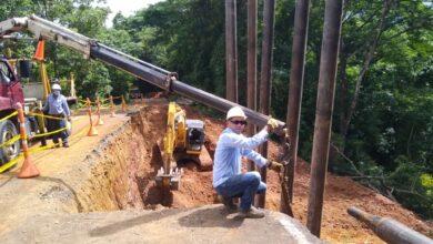 Photo of Reconstrucción vía a Támara