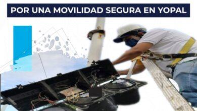 Photo of Cubriendo todos los frentes por una movilidad segura en Yopal