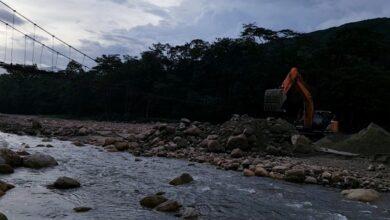 Photo of 'Puente Caro: un trabajo de súper humanos'