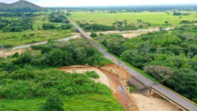 Photo of Culminada obra de 1.5 km sobre el río Guachiría