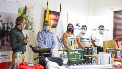 Photo of Con sofisticados equipos, Corporinoquia fortalece actividades de monitoreo de biodiversidad