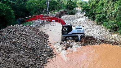 Photo of Familias quedarón protegidas de las inundaciones del caño La Garrapata en Pore